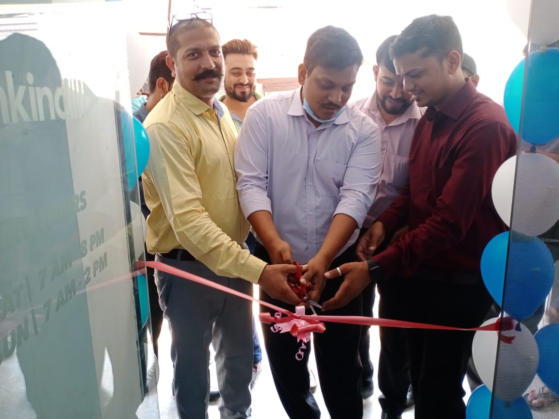 Prani Health Solutions open a path kind lab diagnostic lab Gurgaon main near medanta and Artimis hospital for his patients