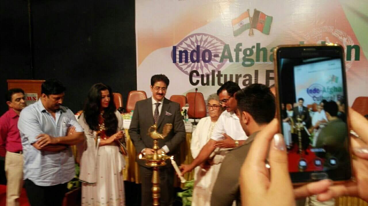 Our participation in Indo Afganistan cultural program