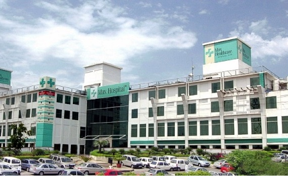 Max Super Specialty Hospital, Gurgaon