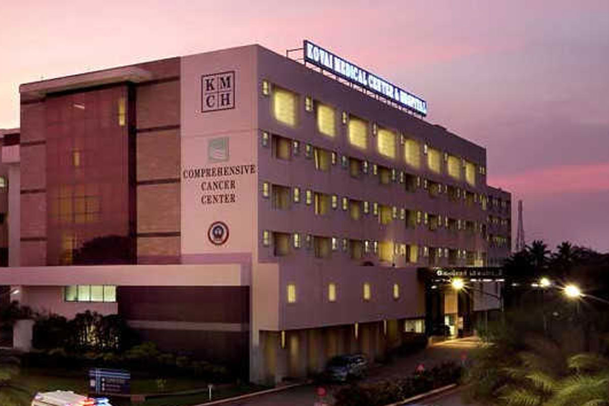 Kovai Medical Centre & Hospital Coimbatore