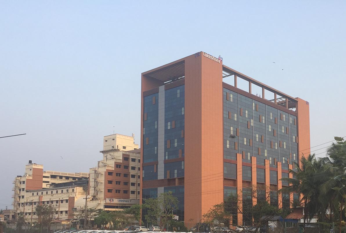 VPS Lakeshore Hospital, Kochi