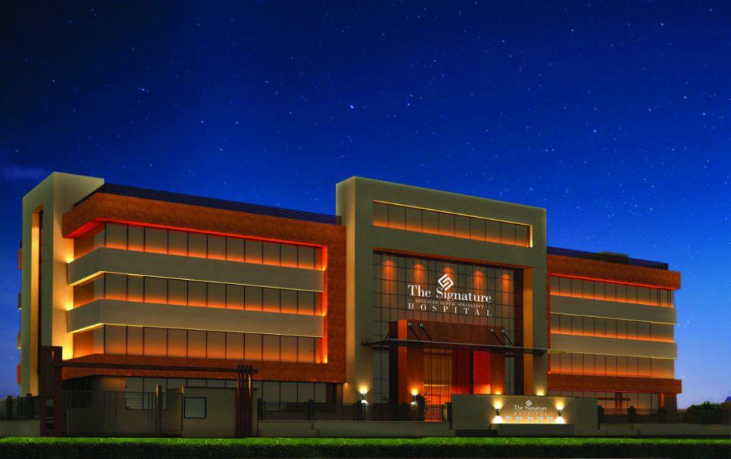 Signature Advanced Super Speciality Hospital, Gurgaon